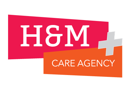 H&M Care Agency Sticky Logo