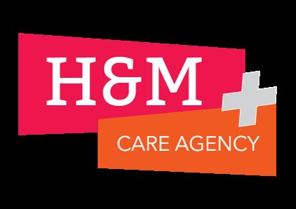 H&M Care Agency Mobile Logo